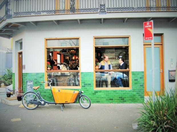 Cafe in Sydney
